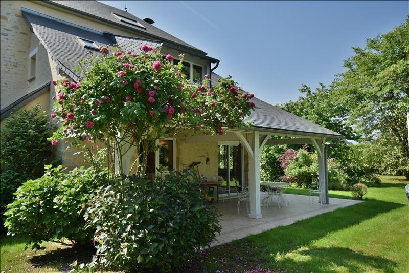 Sale house / villa Mirepeix 495000€ - Picture 6