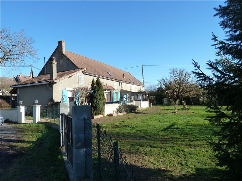 Vente maison / villa Cosne cours sur loire 173000€ - Photo 1