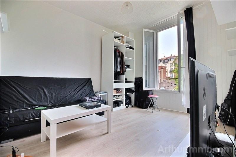 Sale apartment Asnieres sur seine 119000€ - Picture 1