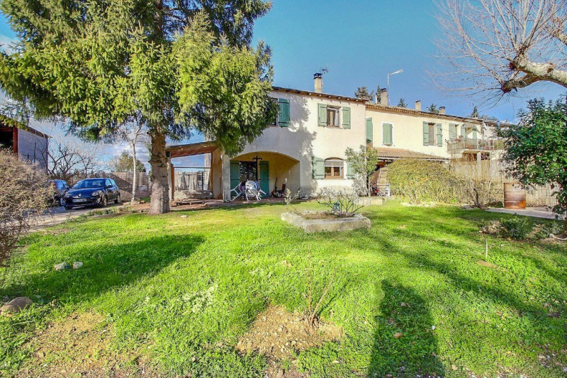 Vente maison / villa Nimes 389500€ - Photo 1