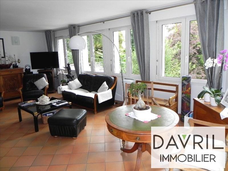 Sale house / villa Andresy 529000€ - Picture 2