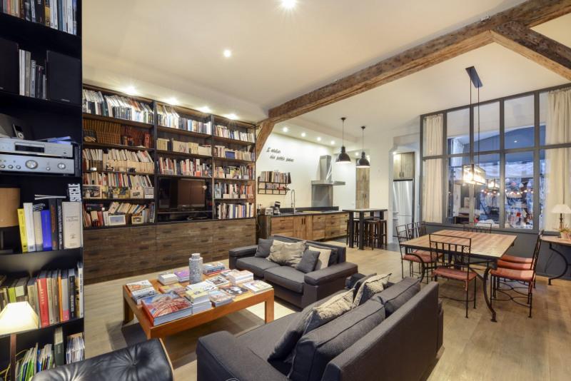 Vente de prestige appartement Paris 2ème 1595000€ - Photo 5