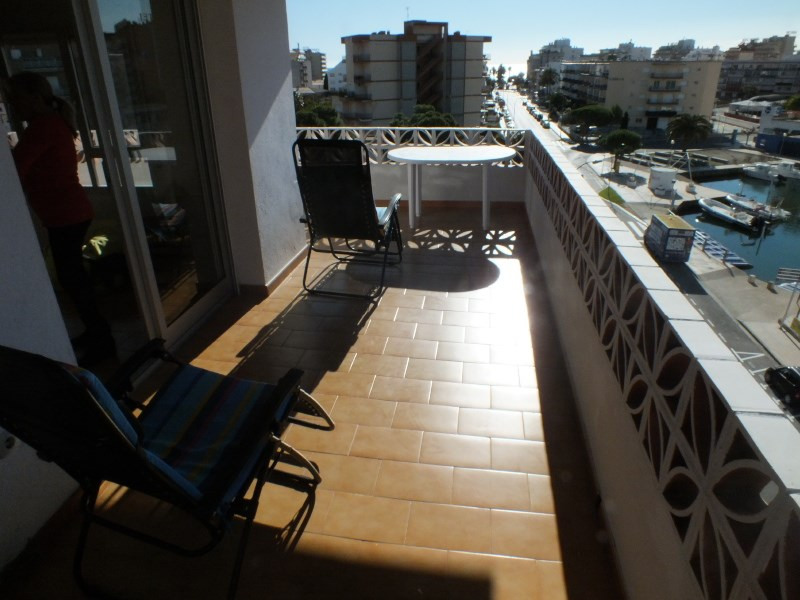 Location vacances appartement Roses santa - margarita 440€ - Photo 4