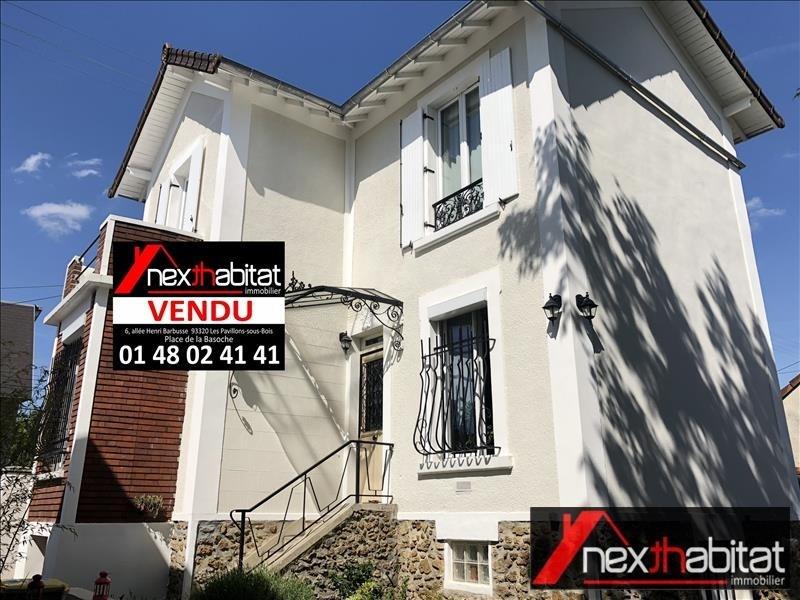 Vente maison / villa Livry gargan 275000€ - Photo 1