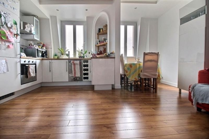 Vente appartement Issy les moulineaux 480000€ - Photo 2