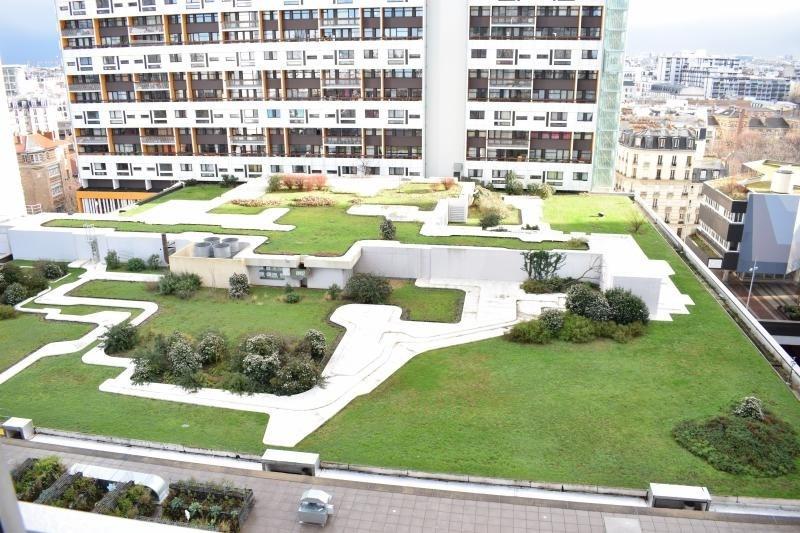 Vente de prestige appartement Paris 15ème 269000€ - Photo 3
