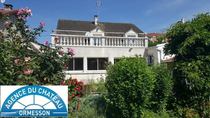 Vente maison / villa Ormesson sur marne 437 000€ - Photo 2