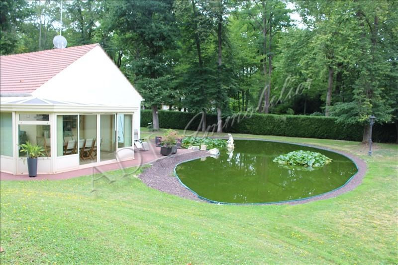 Deluxe sale house / villa Lamorlaye 615000€ - Picture 10