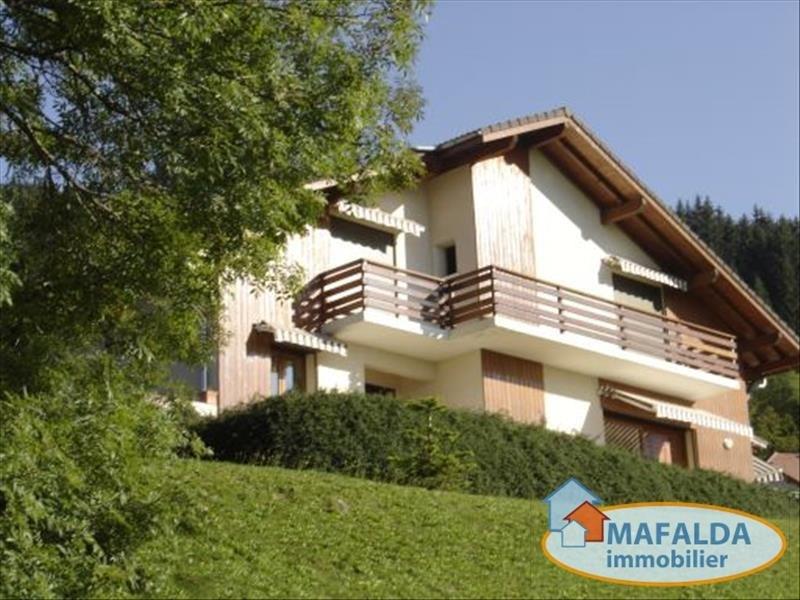 Vente maison / villa Mont saxonnex 530000€ - Photo 1