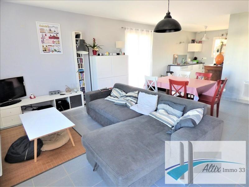 Vente maison / villa Petit palais et cornemps 138000€ - Photo 1