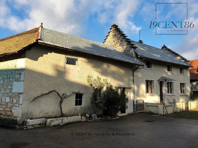 Sale house / villa Belley 128000€ - Picture 1