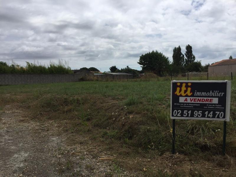 Sale site Chateau d olonne 102000€ - Picture 1