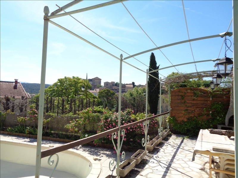 Vente maison / villa Mormoiron 289 000€ - Photo 3