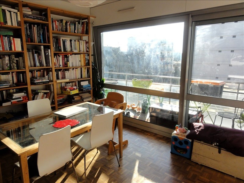 Rental apartment Courbevoie 1 590€ CC - Picture 2