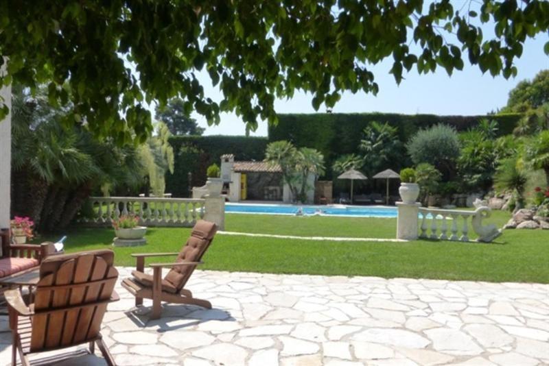 Location vacances maison / villa Juan les pins  - Photo 1
