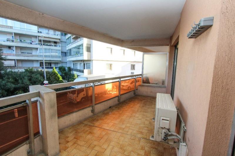 Rental apartment Juan les pins 700€cc - Picture 1
