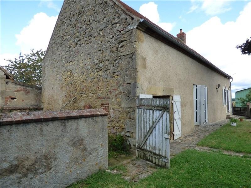 Vente maison / villa Moulins 87000€ - Photo 3