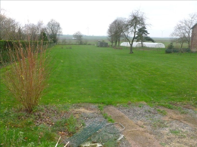 Vente terrain Peronne 70 000€ - Photo 1
