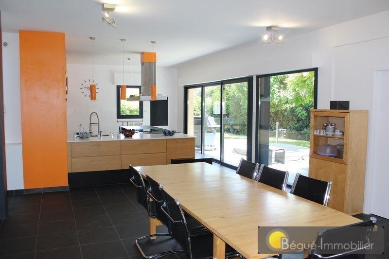 Vente maison / villa Pibrac 539000€ - Photo 2