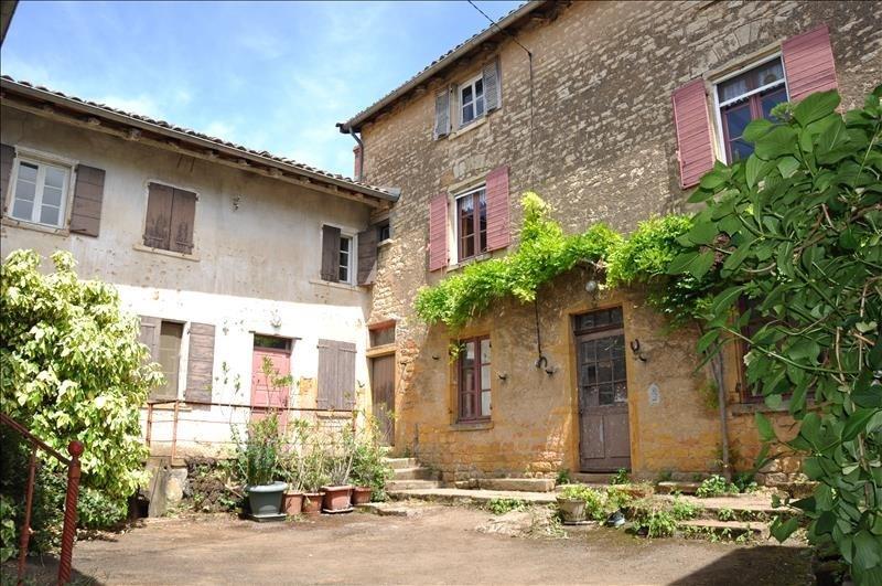 Sale house / villa Ville sur jarnioux 290000€ - Picture 1