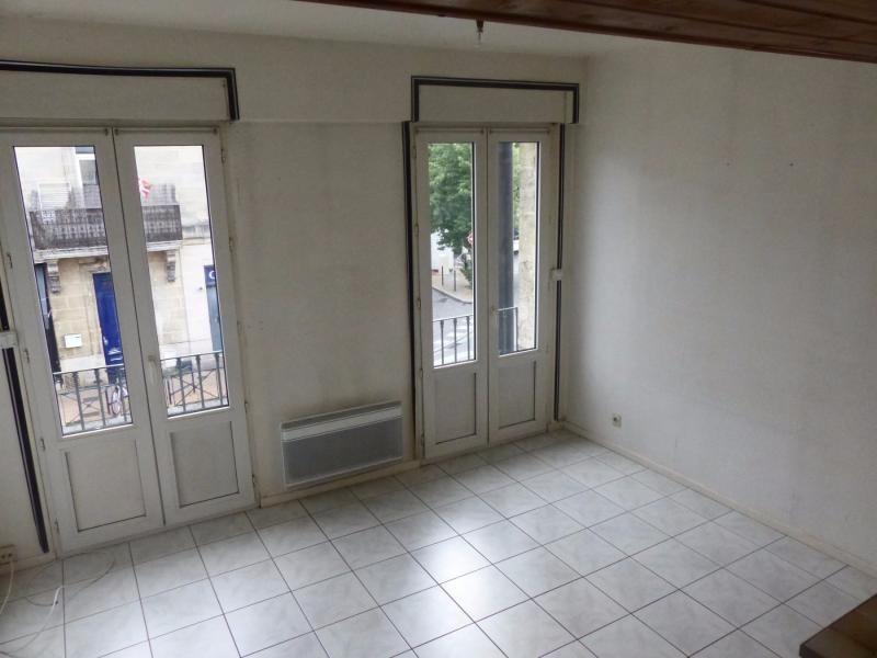 Vente appartement Bordeaux 201000€ - Photo 1