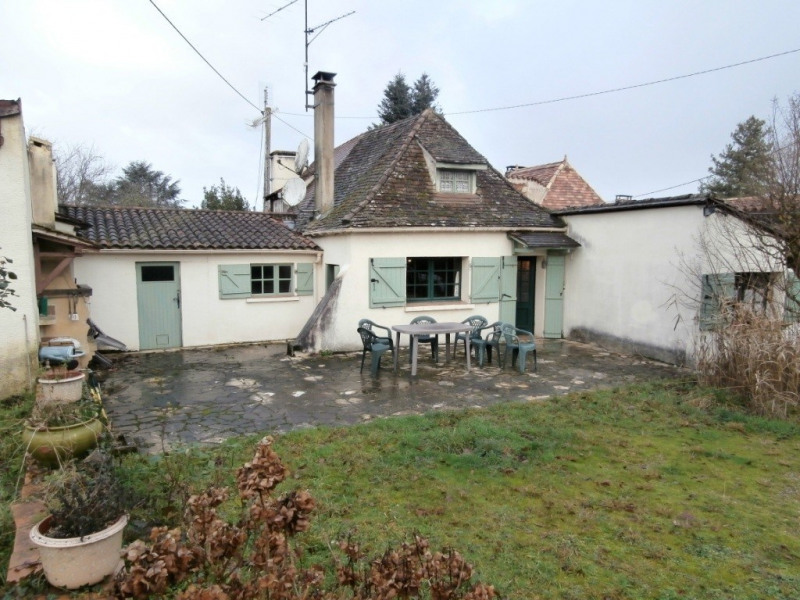 Vente maison / villa Lamonzie saint martin 118000€ - Photo 1