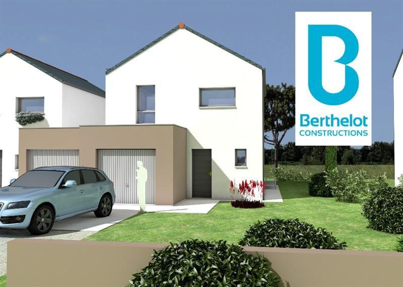 Maison  5 pièces + Terrain 372 m² Treillieres par BERTHELOT CONSTRUCTIONS