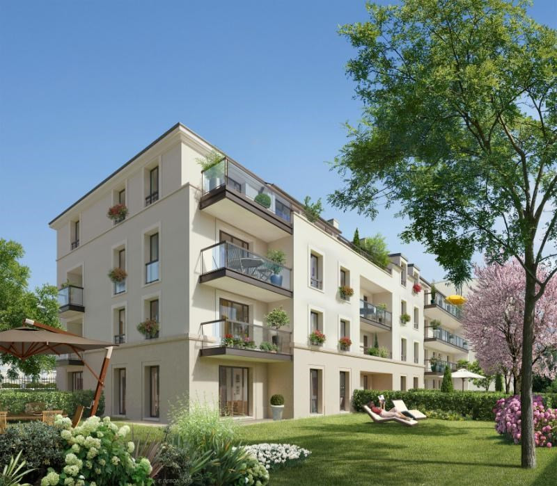 Le jardin d 39 orph e programme immobilier neuf versailles for Jardin immobilier