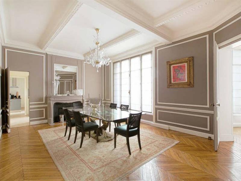 Revenda residencial de prestígio apartamento Paris 16ème 4400000€ - Fotografia 2