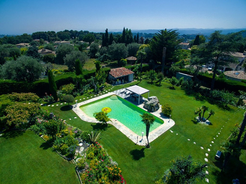 Deluxe sale house / villa Vence 1 980 000€ - Picture 6