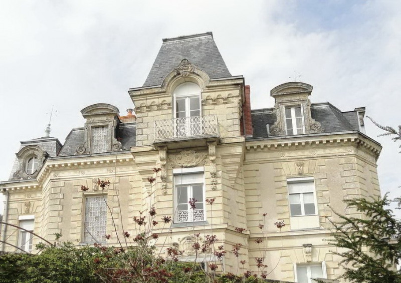 Deluxe sale private mansion Angers - saumur 435 000€ - Picture 1