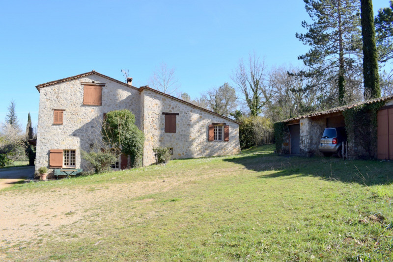 Deluxe sale house / villa Fayence 1 260 000€ - Picture 11