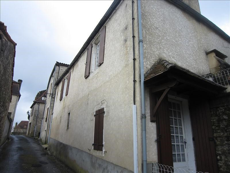 Vente maison / villa Allas les mines 135000€ - Photo 1
