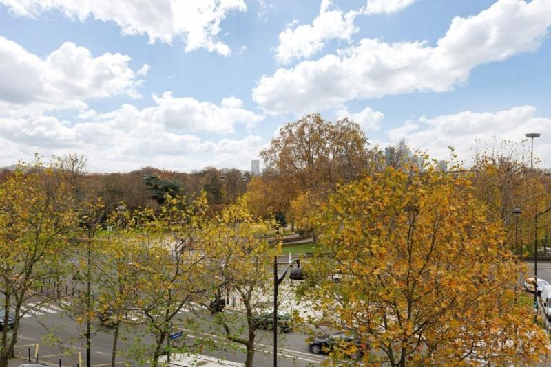 Revenda residencial de prestígio apartamento Paris 16ème 2090000€ - Fotografia 3
