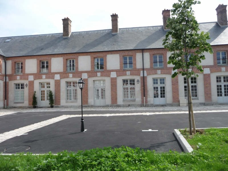 Rental apartment Fontainebleau 1100€ CC - Picture 1