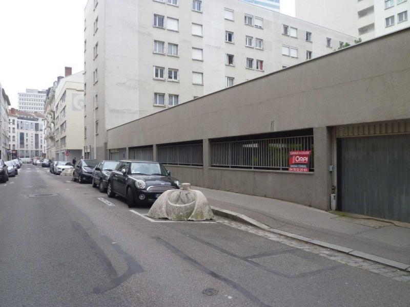 Location parking Lyon 6ème 120€ CC - Photo 3