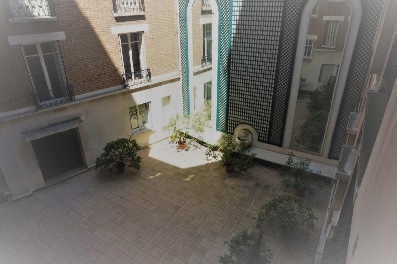 Alquiler  apartamento Paris 16ème 3000€ CC - Fotografía 9