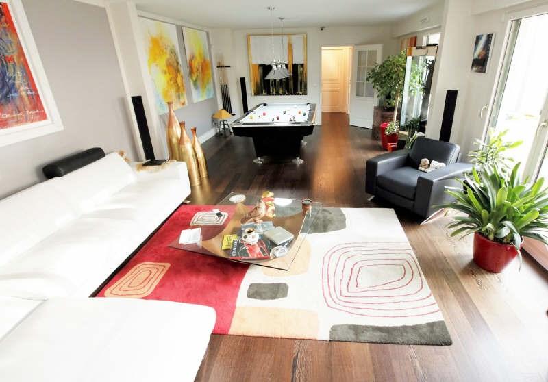 Vente de prestige appartement Paris 19ème 1700000€ - Photo 4