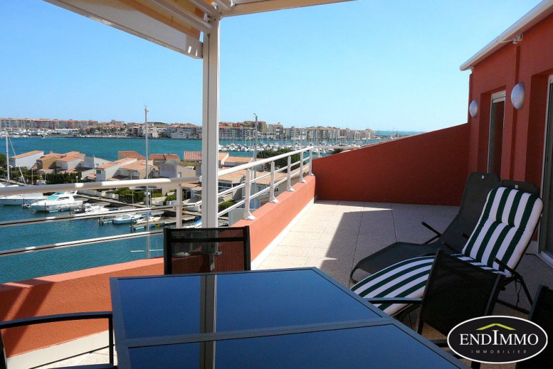 Deluxe sale apartment Agde 795000€ - Picture 7