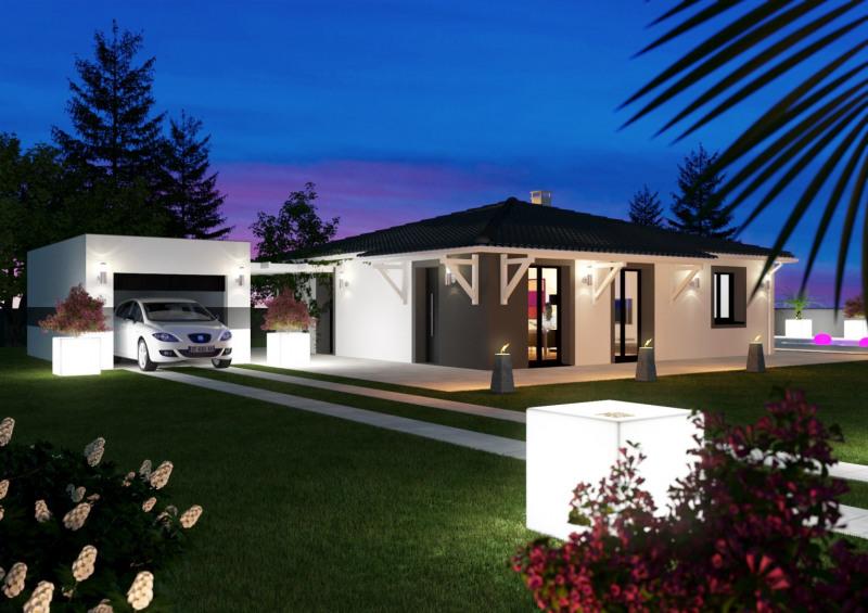 Maison  5 pièces + Terrain 627 m² Casseneuil par Maisons Côté Soleil
