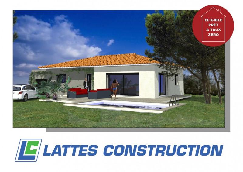 Maison  4 pièces + Terrain 310 m² Saint-Just par LATTES CONSTRUCTION