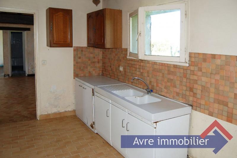 Vente maison / villa Verneuil d avre et d iton 169500€ - Photo 7