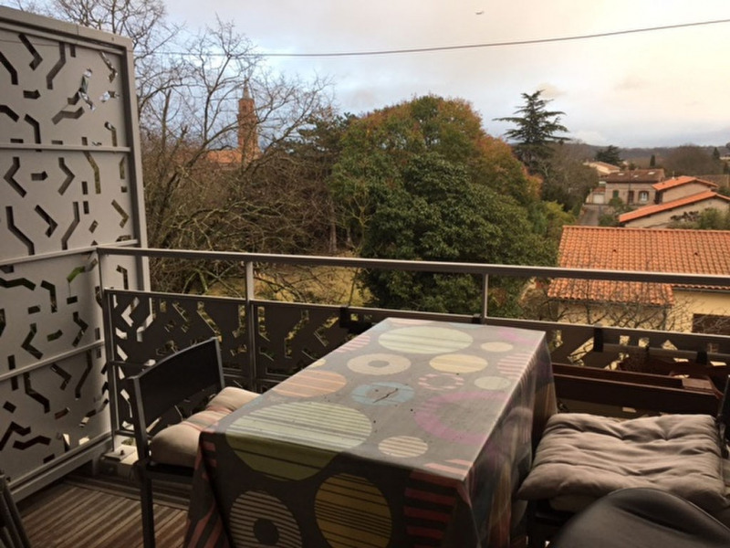 Investment property apartment Toulouse 108000€ - Picture 3