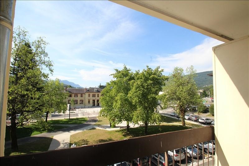 Verkoop  appartement La motte servolex 125000€ - Foto 1
