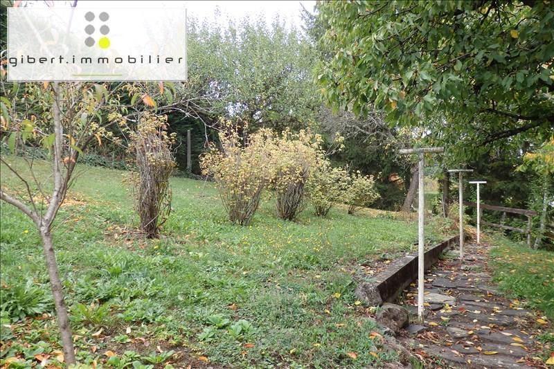 Vente maison / villa Chadrac 160000€ - Photo 5