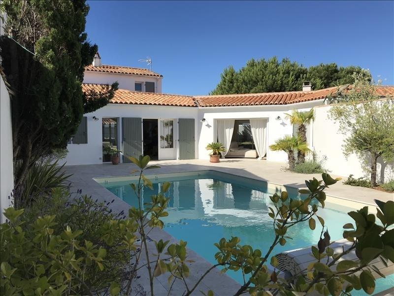 Vente de prestige maison / villa Rivedoux plage 966000€ - Photo 2