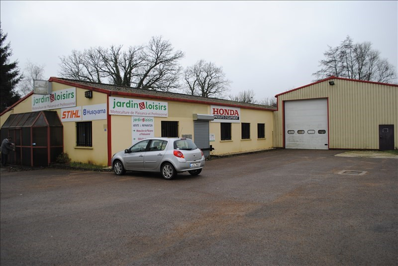 Sale office Toucy 318000€ - Picture 1