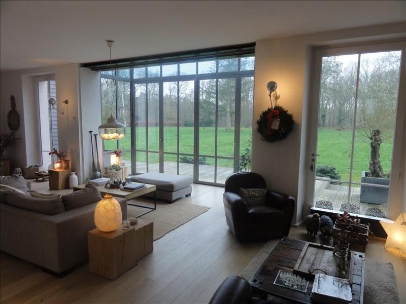 Vente de prestige maison / villa Montfort l amaury 2260000€ - Photo 2