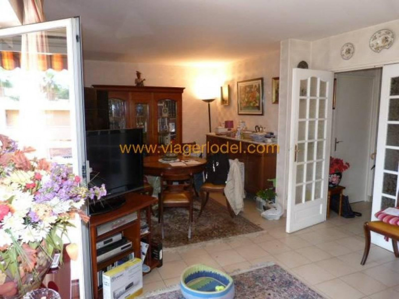 Viager appartement Golfe-juan 113 000€ - Photo 2