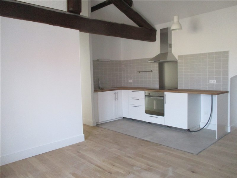 Rental apartment Nimes 460€ CC - Picture 1